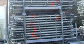 Layher Allround staanders 1.00M met pen