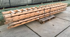 ZGAN houten bouwladders