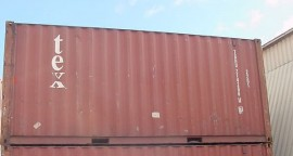 Zeecontainer 20ft