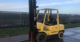 Hyster 3.0TON Gas 1996