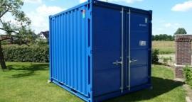 Zeecontainer 10ft Verkocht