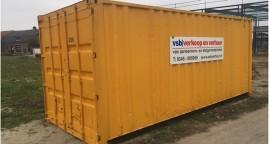 Zeecontainer 20FT